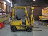 Furniture Depot Forklift and Moving Truck