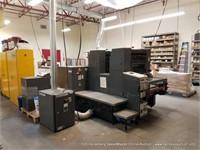 Heidelberg SM 52-2P Online Auction, March 6, 2019   A830
