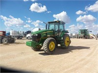 October 30th Equipment Auction