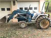 Nov. 6th Vehicle, Motorcycle and Equipment Auction