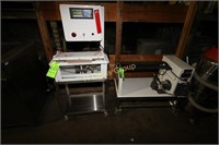 Pharmaceutical, Food Processing & Packaging Equip Auction