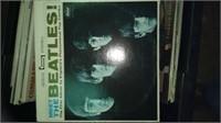 Meet the Beattles LP record