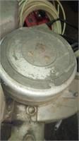 Antique Evinrude Speeditwin Motor