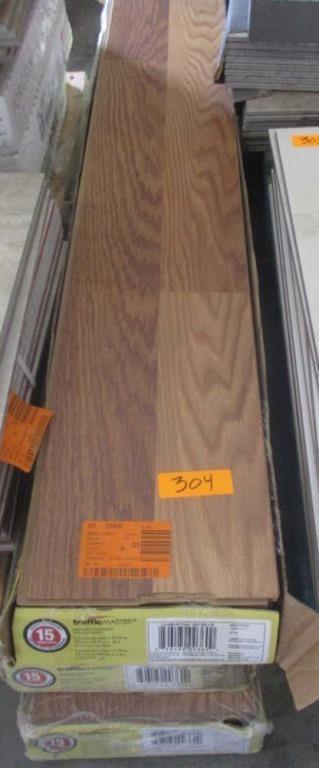 3 Boxes Lansbury Oak Laminate Flooring, Lansbury Oak Laminate Flooring