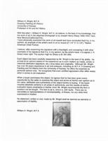 Joseph Henry Sharp O/B Portrait of Native American