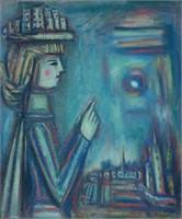 Alexander Tishler (Russian, 1898-1980)