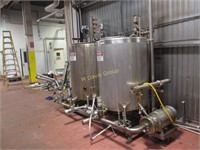 14 Grade-A Dairy Silos & Other Equipment