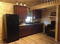 Miller Park Cabin 2019
