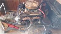 1971 Corvette LT1 Drivetrain