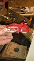 Toy Lead Motorcycle