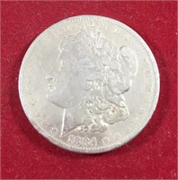 6.17.18 Coin & Silver Auction