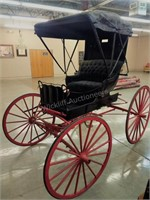 Restored Doctor's Buggy