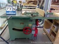 Woodtech Corporation Auction - June 9, 2018   A768