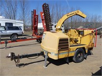 EQUIPMENT & MACHINERY CONSIGNMENT AUCTION 28 APR 18