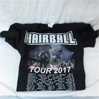 Hairball swag bag 2 with  2017 tour shirt