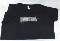 Hairball swag bag 1 with rhinestone shirt