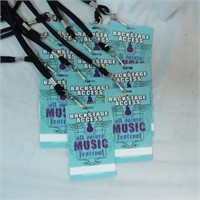Ultimate Hairball Concert Pack 1 w/ backstage pass