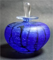 """Estate Perfume Bottle Collection """"Online Only"""" Auction"""