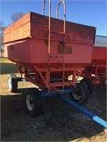 Rice Farm Equipment Auction