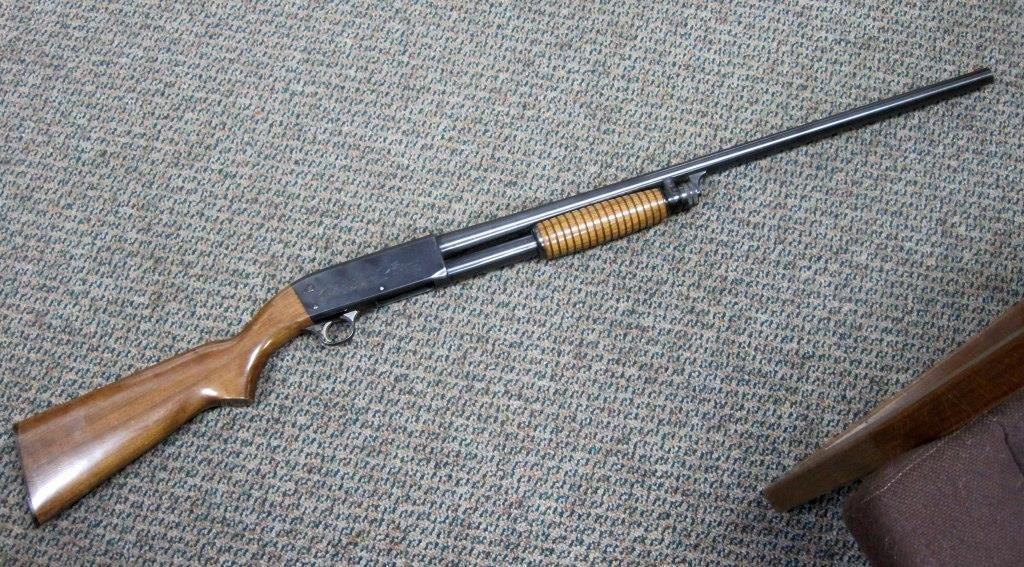 Model 37 shotgun ithaca ITHACA 37