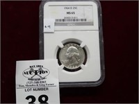 Estate Furnishings Collectibles Coins & Jewelry - Jan 6th