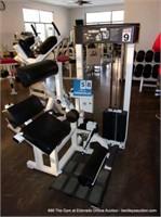Eldorado Fitness Center Online Auction - December 18, 2017