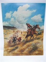 707 Ranch Fall Western Collectible Auction