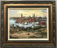 Fine Art, NYC & Historical, Military, Sterling Silver, Etc