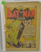October Comic Book Auction
