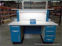 Sandia Workbench & Cart Online Auction - August 21, 2017