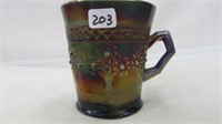 Carnival Glass Auction- Linda Gasdaglis Collection