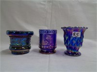 Bergman On-Line Carnival Glass Auction