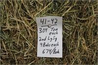 Hay,Bedding,Firewood,Misc #30 (08/02/2017)