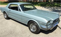 1965 Mustang Coupe, 1 family owned!