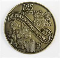 Buffalo Center Quasquicentennial Commemorative Coin Auction