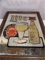 ONLINE AUCTION FEATURES BEER ADVERTISING, MID-CENTURY & MORE