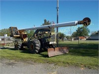 MAY 20TH SPRING FORESTRY & CONSIGNMENT AUCTION
