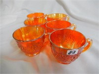 On-Line ONLY Carnival Glass Auction ends