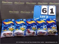 Hot Wheels Collectable Online Auction - May 8, 2017