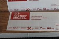 Project Source Laminate Flooring, Project Source Natural Oak Laminate Flooring