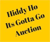 Treasure Hunt Auction Friday