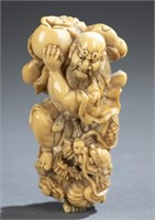 Japanese Works of Art - PART II: Netsuke