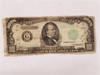 $1000 Bill, Coins, Sports Memorabilia & Cards +MORE 5/8