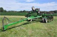 Rick McCrory Farm Retirement Auction