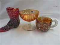 Miller Online ONLY Carnival Glass Auction