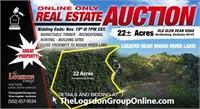 Old Glen Dean Road Land Auction