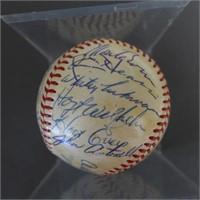 Sterling Assoc. Estate & Baseball Memorabilia