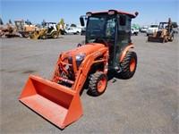 Heavy Equipment & Commercial Truck Auction - Sacramento