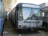 Electric Transit Bus Liquidation