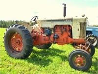 Case Comfort King Tractor